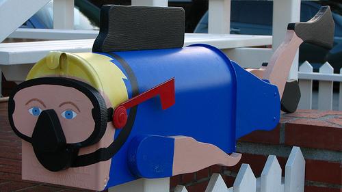 30 de cutii postale ingenioase! - Poza 13