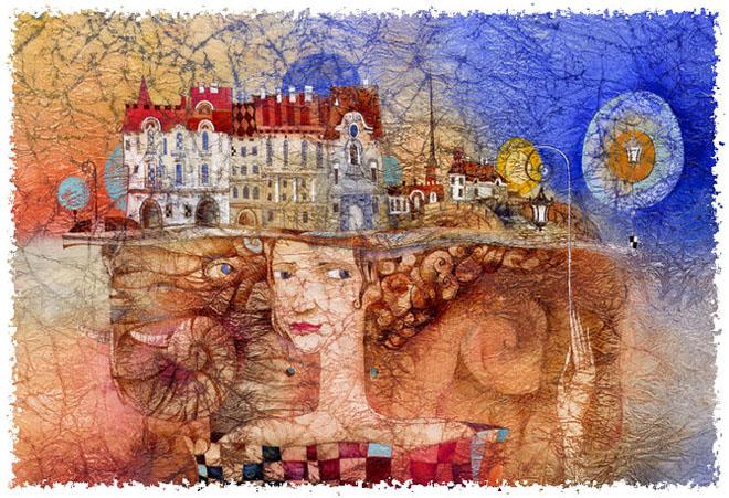 20 de creatii minunate de Sabir si Svetlana - Poza 1