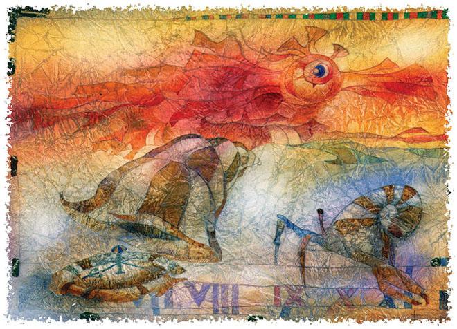 20 de creatii minunate de Sabir si Svetlana - Poza 12