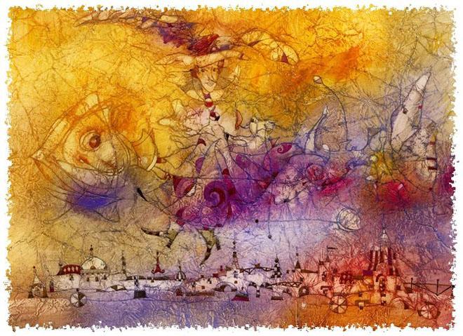 20 de creatii minunate de Sabir si Svetlana - Poza 13