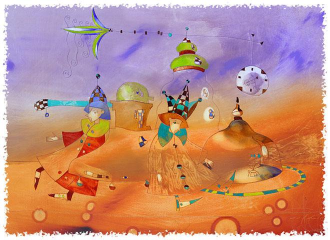 20 de creatii minunate by Sabir si Svetlana
