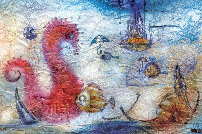 20 de creatii minunate de Sabir si Svetlana - Poza 16