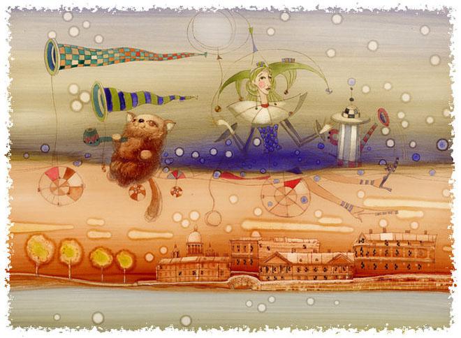 20 de creatii minunate de Sabir si Svetlana - Poza 17