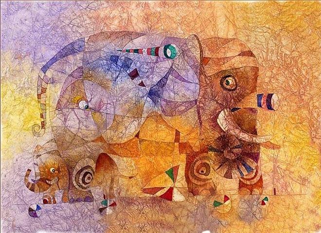 20 de creatii minunate de Sabir si Svetlana - Poza 18