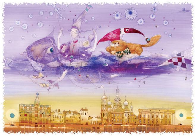 20 de creatii minunate de Sabir si Svetlana - Poza 3