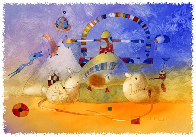 20 de creatii minunate de Sabir si Svetlana - Poza 5