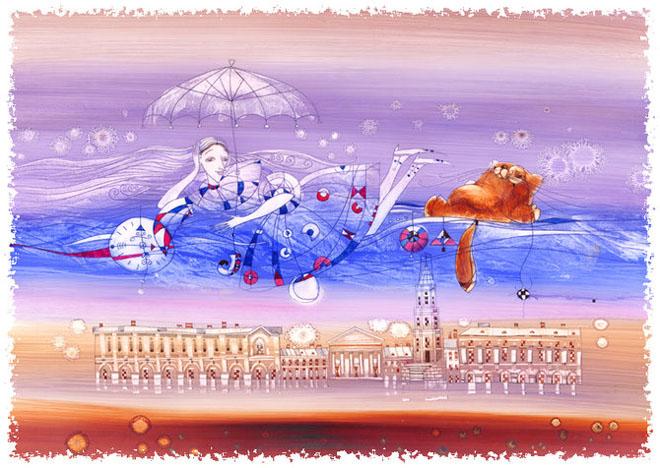20 de creatii minunate de Sabir si Svetlana - Poza 6