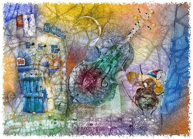 20 de creatii minunate de Sabir si Svetlana - Poza 8