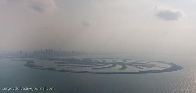 Dubai, vazut din elicopter - Poza 13