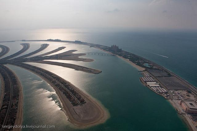 Dubai, vazut din elicopter - Poza 14