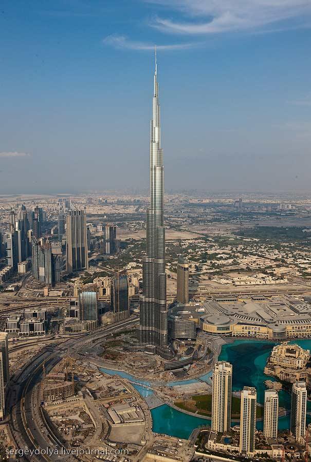 Dubai, vazut din elicopter - Poza 22