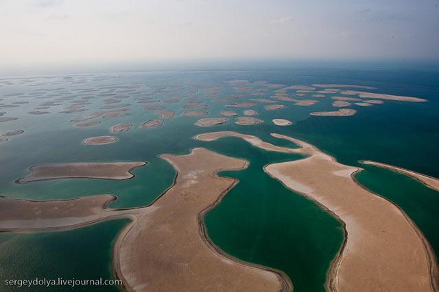 Dubai, vazut din elicopter - Poza 5