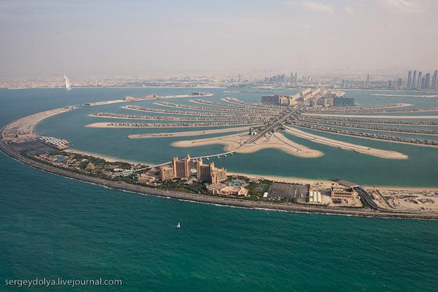 Dubai, vazut din elicopter - Poza 6