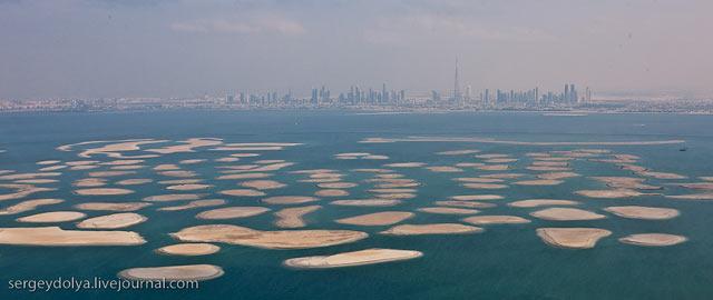 Dubai, vazut din elicopter - Poza 8