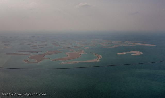 Dubai, vazut din elicopter - Poza 9