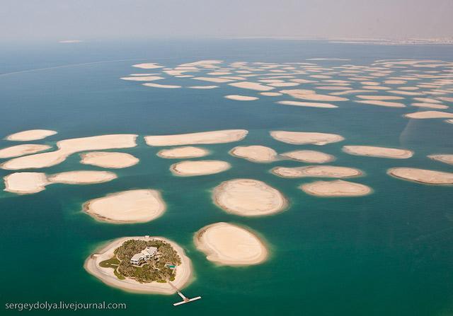 Dubai, vazut din elicopter - Poza 11