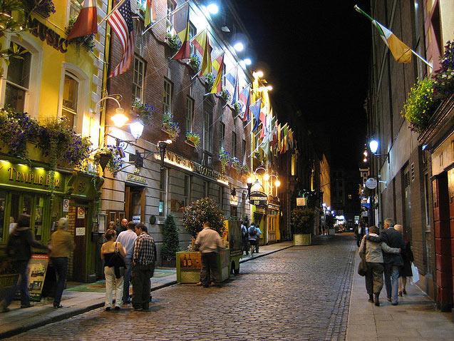 Un oras fermecator: Dublin - Poza 4