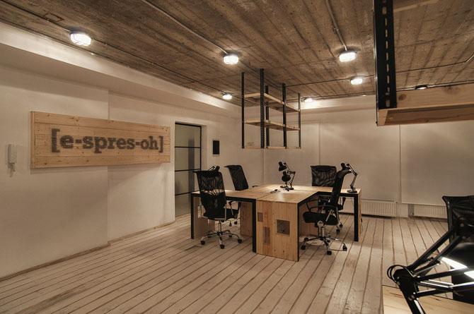 Timisoara: Un birou ca o cafenea - Poza 2