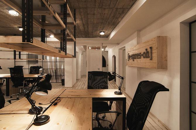 Timisoara: Un birou ca o cafenea - Poza 3