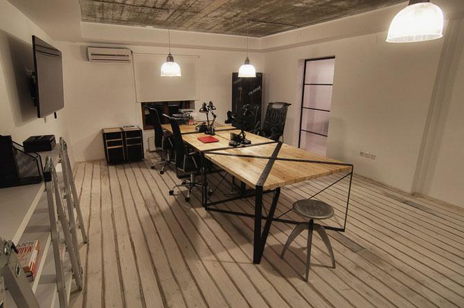 Timisoara: Un birou ca o cafenea - Poza 4