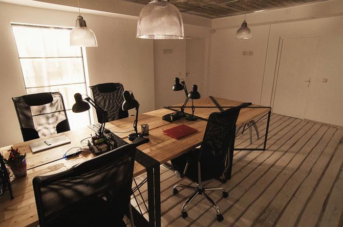 Timisoara: Un birou ca o cafenea - Poza 5