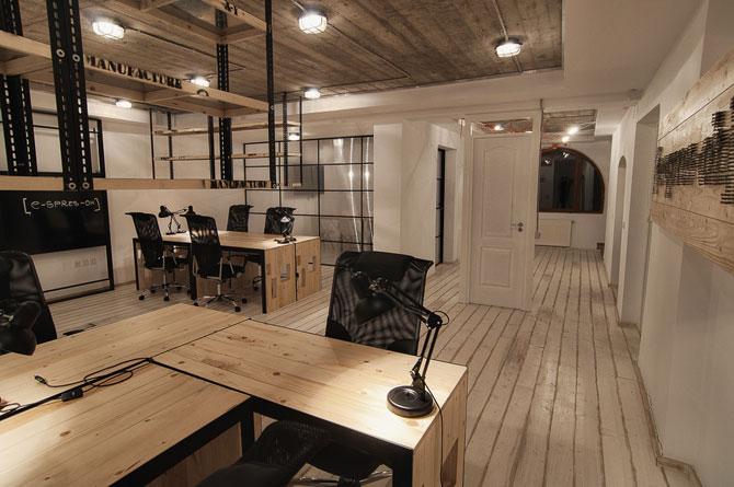 Timisoara: Un birou ca o cafenea - Poza 8