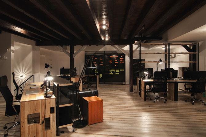 Timisoara: Un birou ca o cafenea - Poza 9