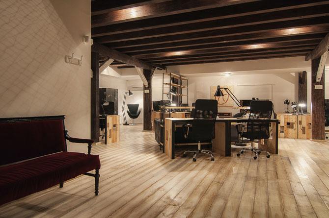 Timisoara: Un birou ca o cafenea - Poza 10