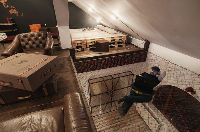 Timisoara: Un birou ca o cafenea - Poza 12