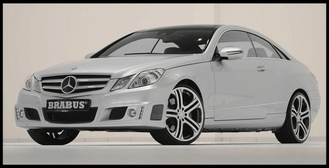 Mercedes E-Class Brabus - Poza 1