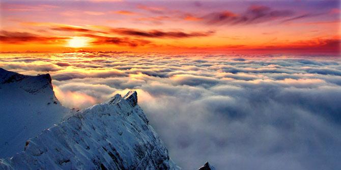 33 de poze extraordinare cu nori - Poza 15