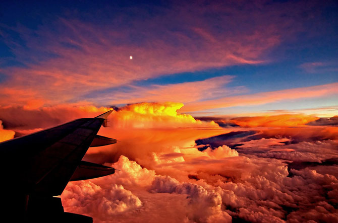 33 de poze extraordinare cu nori - Poza 16