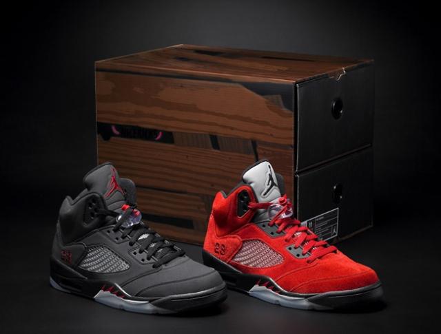 Air Jordan 5 Pack Toro Bravo - Poza 1