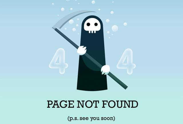 Oooopsss! Pagini Error 404... - Poza 1