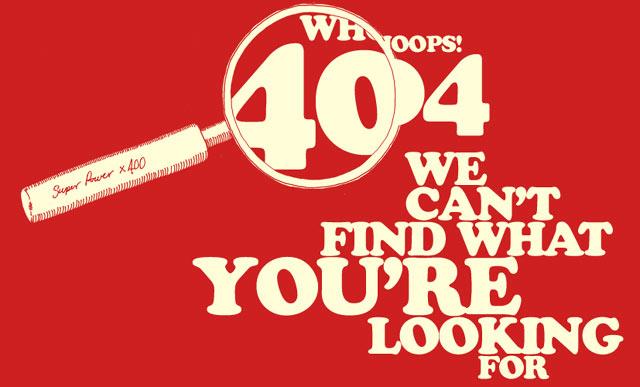 Oooopsss! Pagini Error 404... - Poza 10