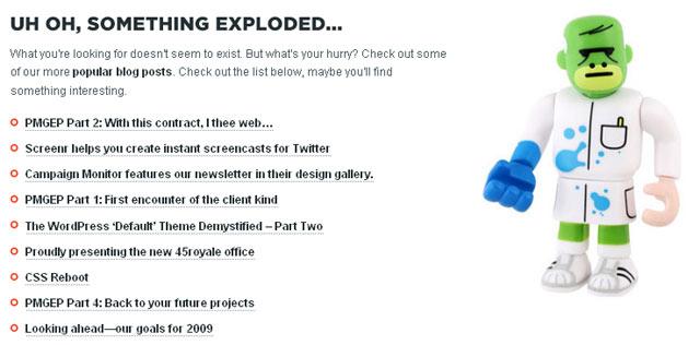 Oooopsss! Pagini Error 404... - Poza 11
