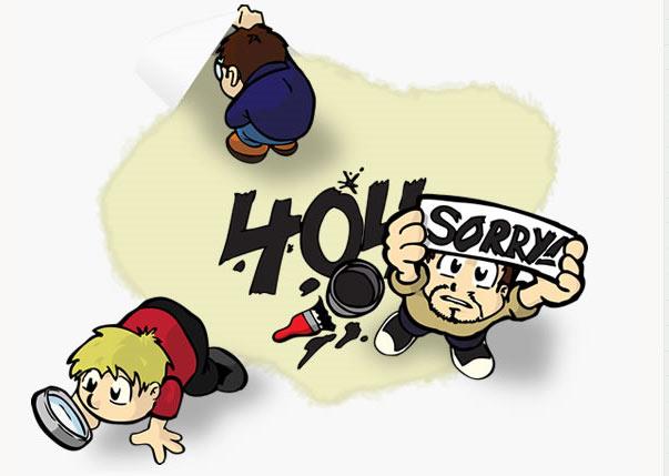 Oooopsss! Pagini Error 404... - Poza 13