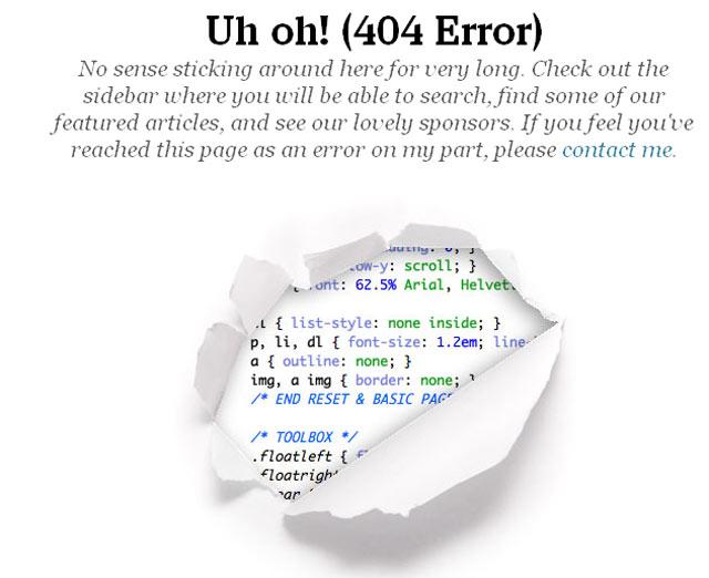 Oooopsss! Pagini Error 404... - Poza 9