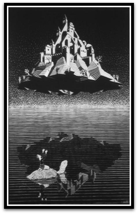 30 desene ciudate - M.C. Escher - Poza 2