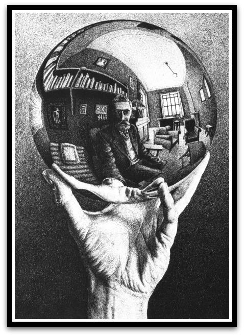 30 desene ciudate - M.C. Escher - Poza 1