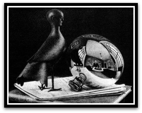 30 desene ciudate - M.C. Escher - Poza 18