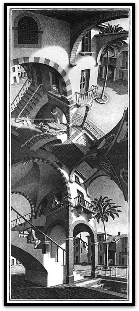 30 desene ciudate - M.C. Escher - Poza 22