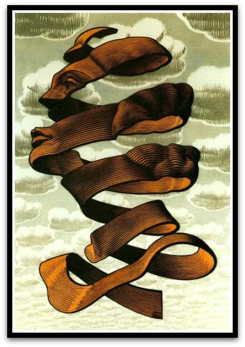 30 desene ciudate - M.C. Escher - Poza 30