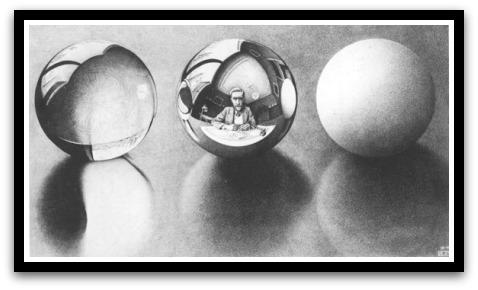 30 desene ciudate - M.C. Escher - Poza 5