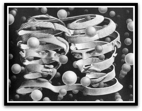 30 desene ciudate - M.C. Escher - Poza 6
