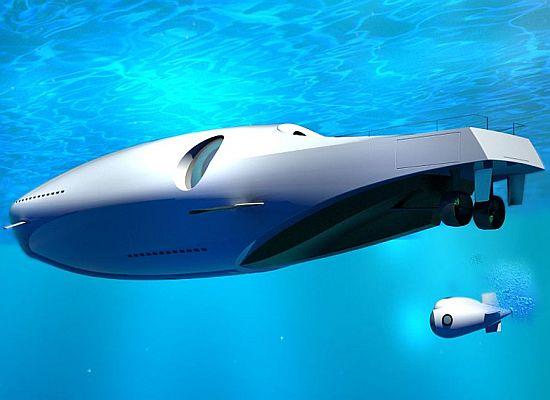 Yahtul subacvatic U-010