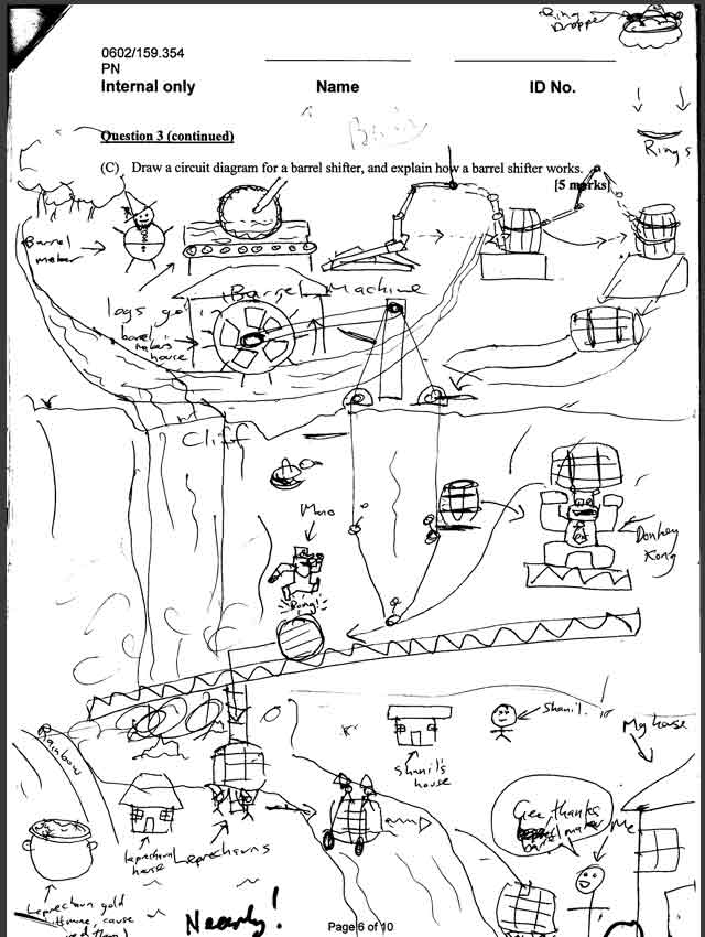 Funny: rezolvari ingenioase la examene - Poza 10