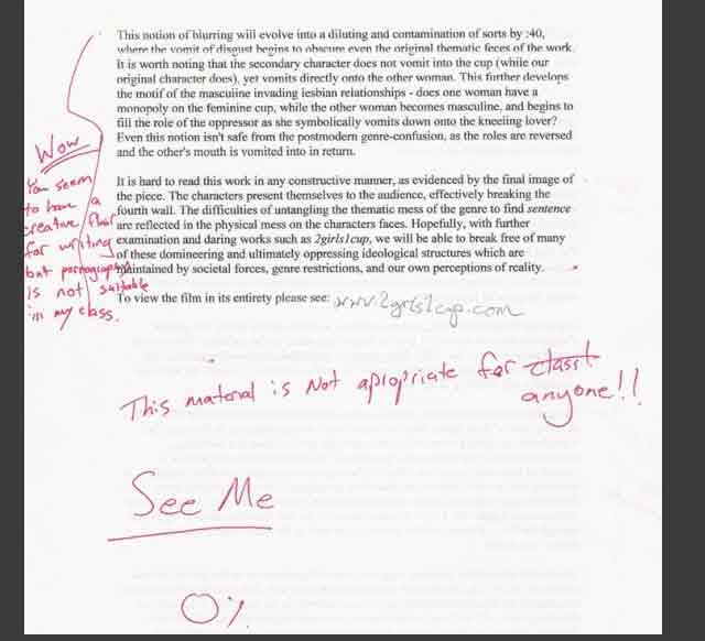 Funny: rezolvari ingenioase la examene - Poza 11