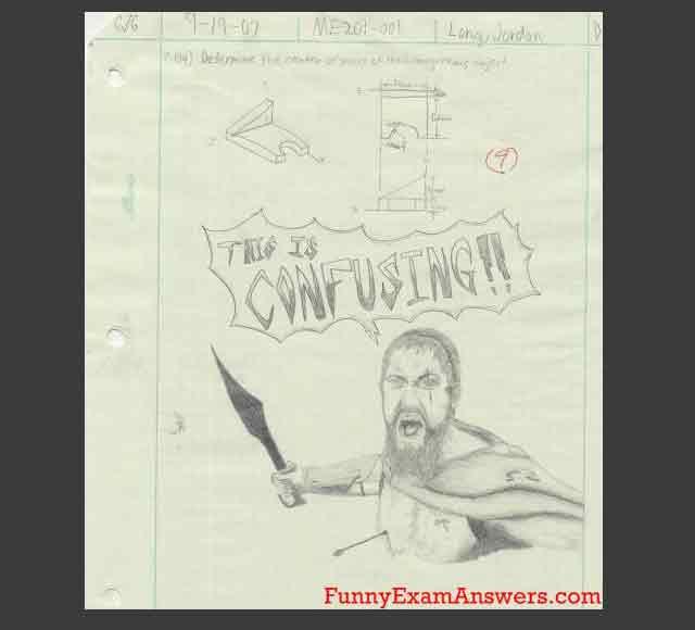 Funny: rezolvari ingenioase la examene - Poza 14