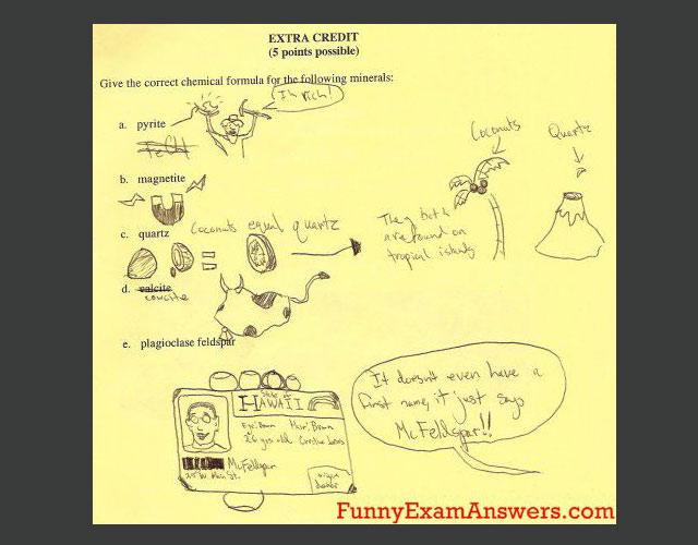 Funny: rezolvari ingenioase la examene - Poza 7